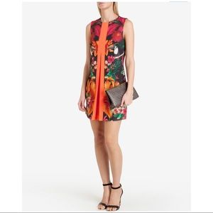 Ted Baker Tropical Toucan Floral Summer Dress